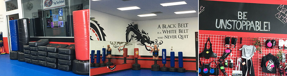 Elite Force Martial Arts Facility