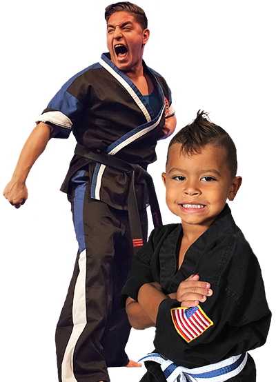 kids and adult martial arts